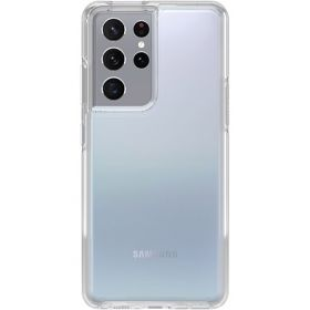Otterbox Symmetry Series Case (Clear Samsung Galaxy S21 Ultra 5G, Clear)