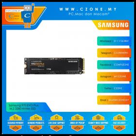 Samsung 970 EVO Plus M.2 2280 NVMe SSD