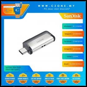 SanDisk Ultra Dual Drive USB Type-C OTG Flash Drive