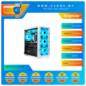 Segotep Lux S Gaming Computer Case