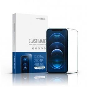 Siege Glastimate Full Cover Tempered Glass iPhone 12 Series