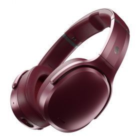 Skullcandy Crusher ANC Noise Cancelling Over-Ear Wireless Headphones (Moab/Red)