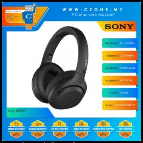 Sony XB900N Noise Cancelling Over-Ear Wireless Headphones (Black)
