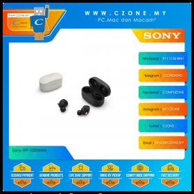 Sony WF-1000XM4 Noise Cancelling True Wireless In-Ear Headphones