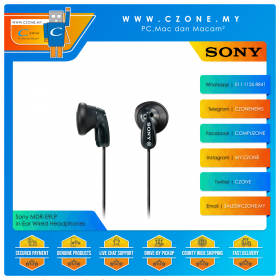 Sony MDR-E9LP In-Ear Wired Headphones