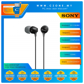 Sony MDR-EX15LP In-Ear Wired Headphones