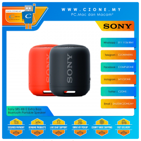 Sony SRS-XB12 Extra Bass Bluetooth Portable Speaker