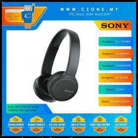 Sony WH-CH510 On-Ear Wireless Headphones