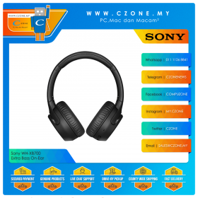 Sony WH-XB700 Extra Bass On-Ear