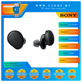 Sony XB700 Extra Bass True Wireless In-Ear