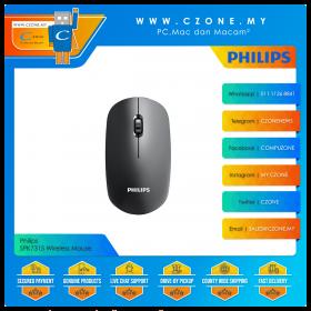 Philips SPK7315 Wireless Mouse (Black)