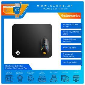 SteelSeries QcK Edge Medium Cloth Gaming Mouse Pad