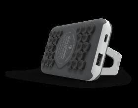 STM PowerKick Powerbank 10,000mAh (Grey)