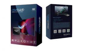Svi Cloud M8S Pro W Android TV Box (2GB Ram, 16GB eMMC)