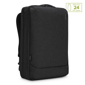 Targus Cypress EcoSmart Convertible Backpack (Fits 15.6 Laptop, Black)