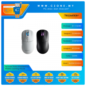 Tecware Pulse Ambidextrous Wireless Gaming Mouse