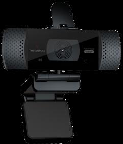 Thronmax WC07BK Stream Go Pro HD Webcam (1080P, Auto Focus, Tripod Stand)
