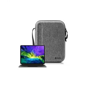 "Tomtoc Smart Padfolio Eva Case (iPad Pro 11"" 2nd/1st Gen, Gray)"