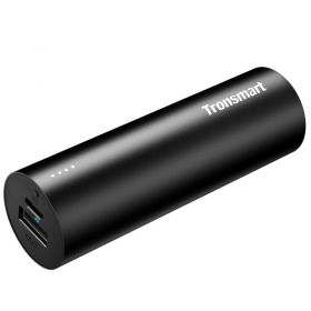 Tronsmart PB5B Bolt 5000mAh Power Bank (1x USB, Voltiq, Black)