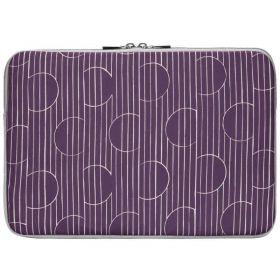 "Targus Arts Edition Laptop Sleeve (Fits 13"" Laptop, Squiggle Purple)"