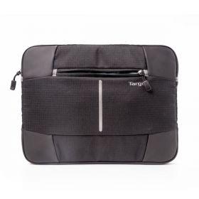 """Targus Bex II Laptop Sleeve (Fits 12"""" MacBook, Grey/Sulphur Spring)"""