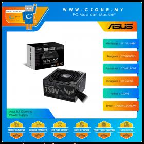 Asus Tuf Gaming 750W Power Supply (750 Watts, 80plus Bronze)