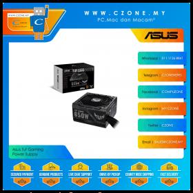 Asus Tuf Gaming 650W Power Supply (650 Watts, 80plus Bronze)