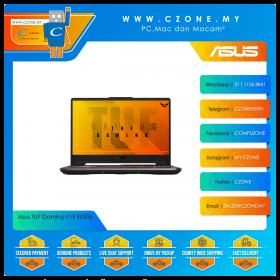 "Asus TUF Gaming F15 FX506LH HN080T Gaming Laptop - 15.6"", i5-10300H, 2.5GHz, 8GB, 512GB SSD, GTX1650, Win 10 (Black Plastic)"