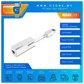 Totolink U1000 USB 3.0 To Gigabit Ethernet Adapter