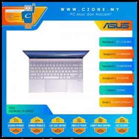 "Asus ZenBook 14 UX425EA KI477TS Laptop - 14"", i5-1135G7, 2.4GHz, 8GB, 512GB SSD, Iris XE, Win 10, Office H&S (Lilac Mist)"
