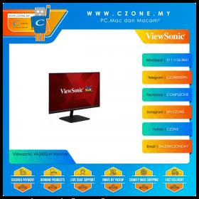 "Viewsonic VA2432-H Monitor (23.8"", 1920x1080, IPS, 75Hz, 5ms, D-Sub, HDMI, VESA)"