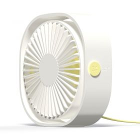 Vareo 312 Natural Wind Portable Fan (White)