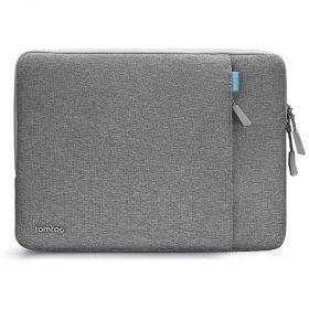 "Tomtoc Versatile 360 Protective Laptop Sleeve (Fits 16"" Laptop, Grey)"