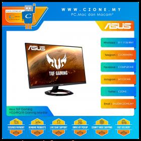 """Asus TUF Gaming VG249Q1R Gaming Monitor (23.8"""", 1920x1080, IPS, 165Hz, 1ms, HDMI x2, DP, Speaker, VESA)"""