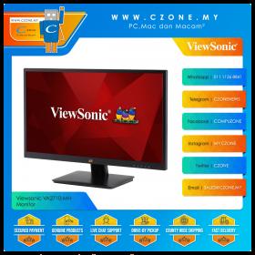 "Viewsonic VA2710-MH Monitor (27"", 1920x1080, IPS, 75Hz, 5ms, D-Sub, HDMI, SPK, VESA)"