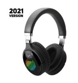 Vinnfier Elite 6 (2021) Bluetooth Headphones (RGB, Black)