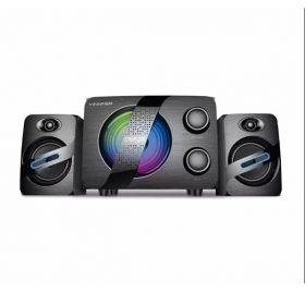 Vinnfier Ether 5 BTR Bluetooth Speaker (Black)