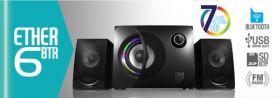 Vinnfier Ether 6 BTR Bluetooth Speaker (Black)