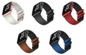 Viva Venturx Leather Watch Band