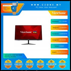 "Viewsonic VX2718-P-MHD Gaming Monitor (27"", 1920x1080, MVA, 165Hz, 1ms, HDMIx2, DP, Speakers, VESA)"