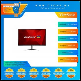 "Viewsonic VX2718-PC-MHD Curved Gaming Monitor (27"", 1920x1080, VA, 165Hz, 1ms, HDMIx2, DP, Speakers, VESA)"