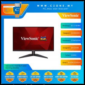 "Viewsonic VX2758-P-MHD Gaming Monitor (27"", 1920x1080, TN, 144Hz, 1ms, D-Sub, HDMI, DP, Speakers, VESA)"