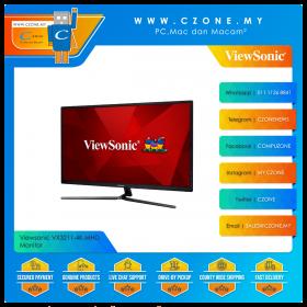 "Viewsonic VX3211-4K-MHD Monitor (31.5"", 3840x2160, VA, 60Hz, 5ms, HDMI, DP, VESA)"