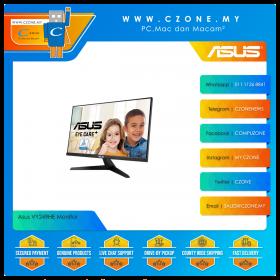 "Asus VY249HE Monitor (24"", 1920x1080, IPS, 75Hz, 1ms, D-Sub, HDMI, VESA)"