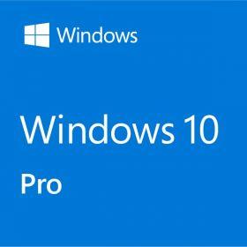 Microsoft Windows 10 Professional (32Bit, 64Bit, Retail Pack)