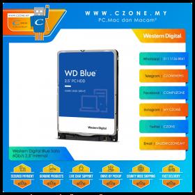 """Western Digital Blue Sata 6Gb/s 2.5"""" Internal"""