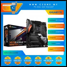 Gigabyte X570S Aorus Master Motherboard
