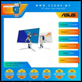 """Asus ROG Strix XG279Q-G Gundam Edition Gaming Monitor (27"""", 2560x1440, IPS, 170Hz, 1ms, HDMI x2, DP, USB3.0 x2, Speaker, VESA)"""