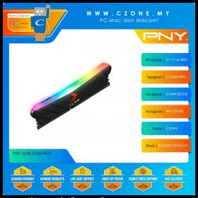 PNY XLR8 Gaming Epic-X RGB 8GB (1x8GB) DDR4 3200MHz (MD8GD4320016XRGB)