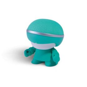 Xoopar Boy Mini Art Toy Portable Bluetooth Speaker (Mint)